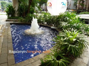 XKDG water feature to match yinyang